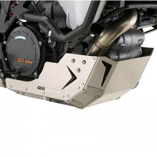 Προστασία κάρτερ αλουμινίου 1190 ADV.R'13 KTM GIVI