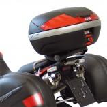 SR79 TOP BOX RACK FOR PEGASO 650 STRADA  GIVI
