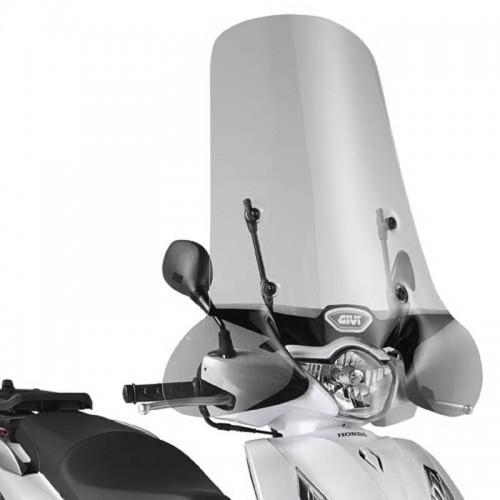 Ζελατίνα 1117A_SH 125-150i '12-17 Honda GIVI