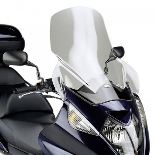 Ζελατίνα 214DT_Silver Wing 600'01-05 Honda Givi