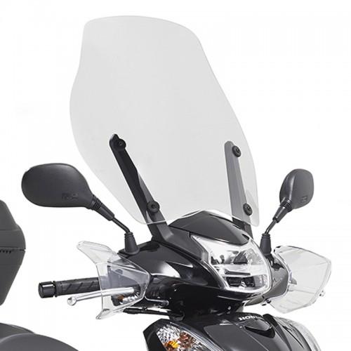 Ζελατίνα D1143ST για SH 300I'15-17 Honda GIVI