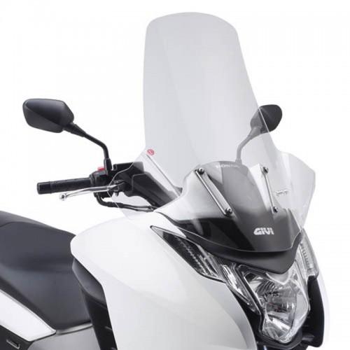 Ζελατίνα D1109ST για Integra 700'12 & NC750'14 Honda GIVI