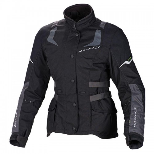 Nova lady h2out jacket, black - MACNA