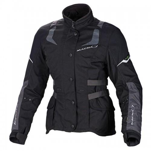Nova lady h2out jacket, black - MACNA