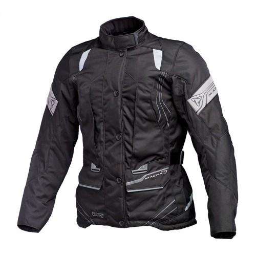 Iseo lady h2out jacket, black - MACNA