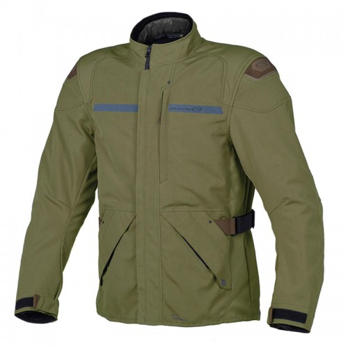 Stickler Olive Green 404  h2out jacket - MACNA