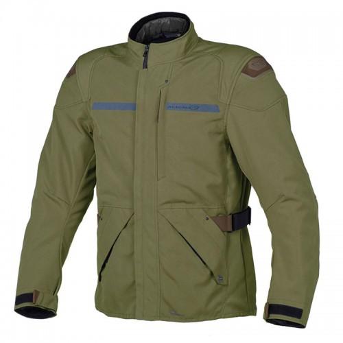 Stickler Olive Green 404  h2out jacket - MACNA
