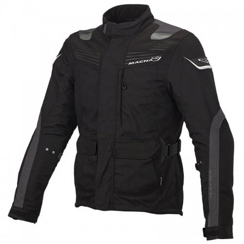 Mentor jacket h2out, black - MACNA