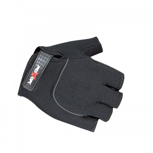 FOVOS Cycle gloves, black