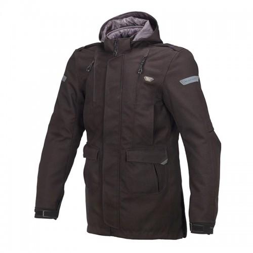 Harvard 4 season jacket, black - MACNA