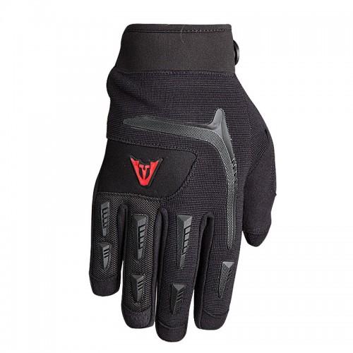 Gloves Downhill black - FOVOS