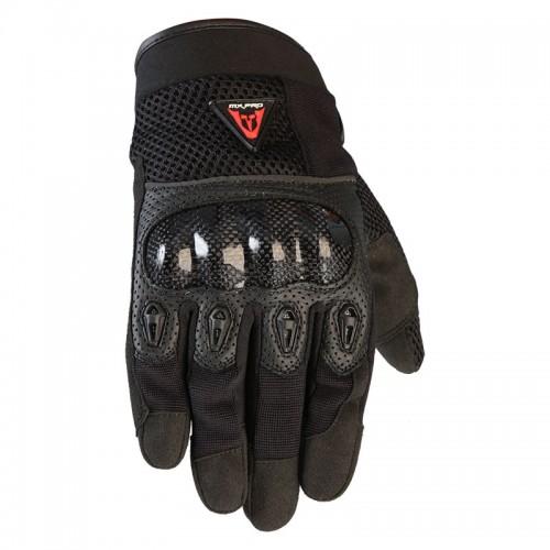Γάντια Fovos Mx Pro μαύρο