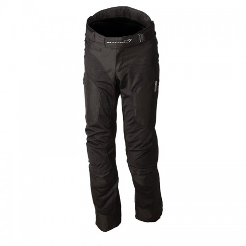 Silicum pants black 101 - MACNA