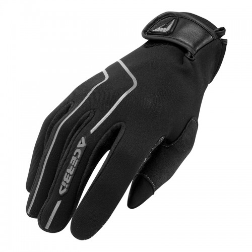 Neoprene gloves 12451.090 black - Acerbis