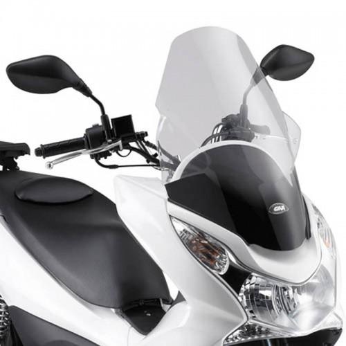 Ζελατίνα D322ST_PCX 125'10 Honda GIVI
