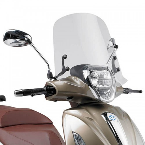 357A SPECIFIC WINDSHIELD FOR PIAGGIO BEVERLY 125ie-300ie GIVI