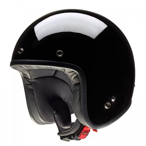 Κράνος  Givi H20.7 Fiber Oldster μαύρο gloss