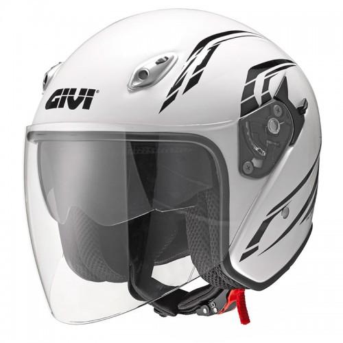 Κράνος Givi H20.6 Fiber-J2 Plus άσπρο