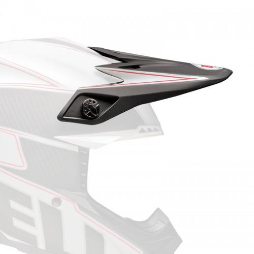 Γείσο Bell MOTO-9 EMBLEM άσπρο