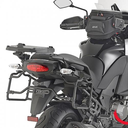 Πλαινές βάσεις PLR4113_Versys 1000'15 Kawasaki GIVI