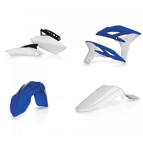 Κιτ πλαστικά Αcerbis13775.030 YZF 250 2010 YAMAHA άσπρα