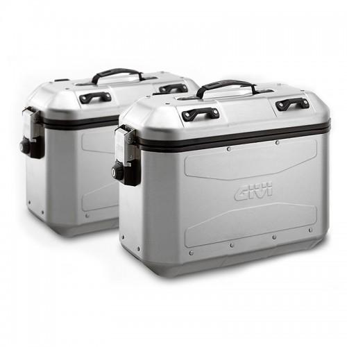 Βαλίτσες πλαϊνές DLM36APACK2 Ζεύγος 36 λίτρα monokey GIVI