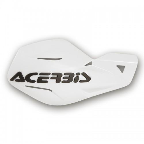 MX UNICO 8159 Handguard, white - ACERBIS
