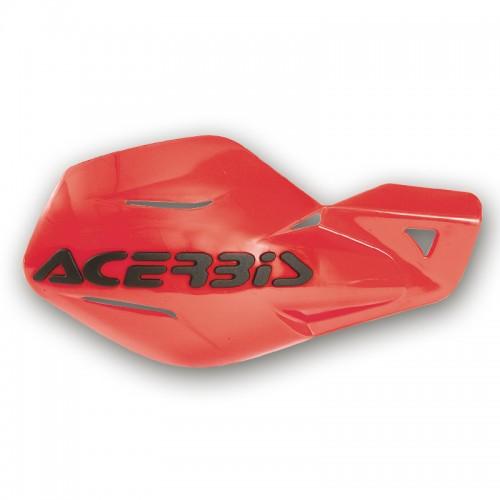 MX UNICO 8159 Handguard, red - ACERBIS