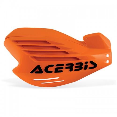 13709 X-FORCE HANDGUARDS Orange ACERBIS
