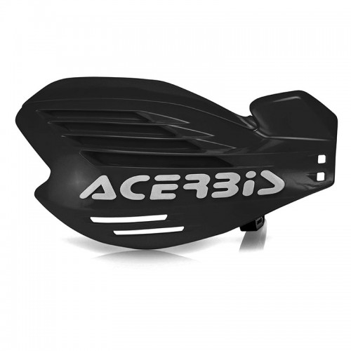 13709 X-FORCE HANDGUARDS Black ACERBIS