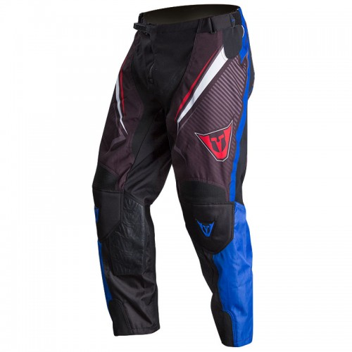 Pant ΜΧ  Atlas black/blue  -  FOVOS
