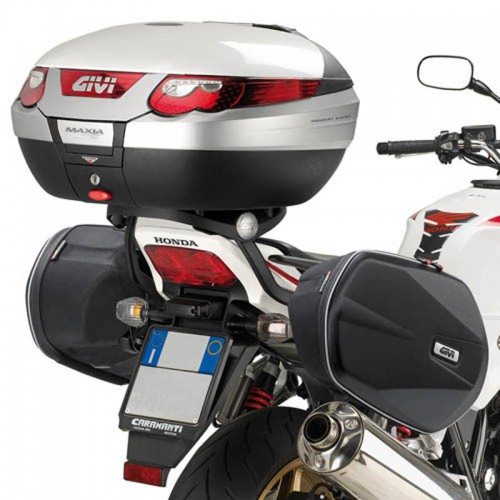 TE224 SADDLE BAG HOLDER FOR HONDA CB1300S GIVI