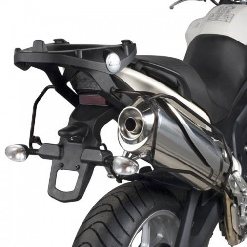 T221 SADDLE BAG RACK FOR HONDA XL 700V TRANSALP GIVI