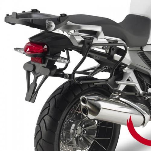 Βάσεις πλαϊνών βαλιτσών PLXR1110_Crosstourer 1200'12 Honda Givi
