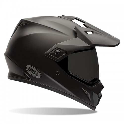 MX-9 ADVENTURE Matte Solid Black