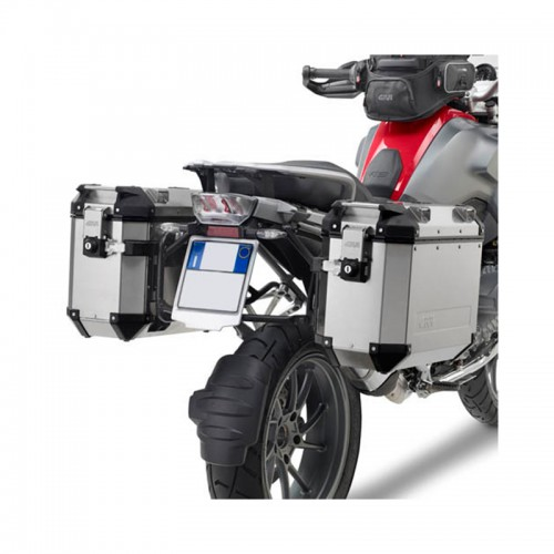 PL5108CAM Specific pannier holder for R1200GS (13>16) R1200GS Adventure (14>16) - GIVI