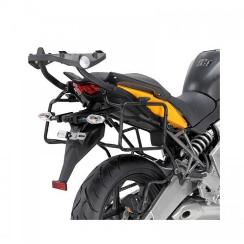 Πλαινές βάσεις PLR450_Versys 650'2010 Kawasaki Givi