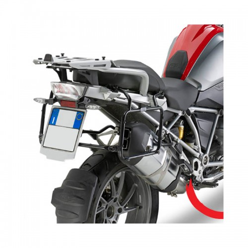 PLR5108 side case holder for R 1200 GS /ADVENTURE GIVI
