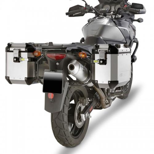PL532CAM Pannier Rack for Suzuki DL 650 V-Strom GIVI
