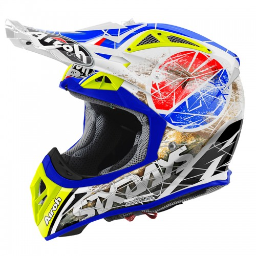 HELMET AVIATOR 2.2 SIX DAYS AIROH