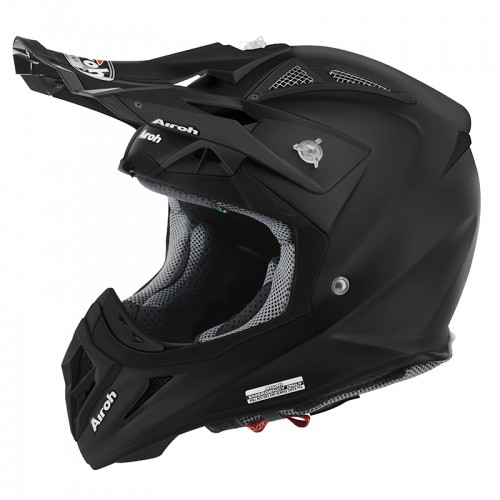 HELMET AVIATOR 2.2 MATT BLACK AIROH
