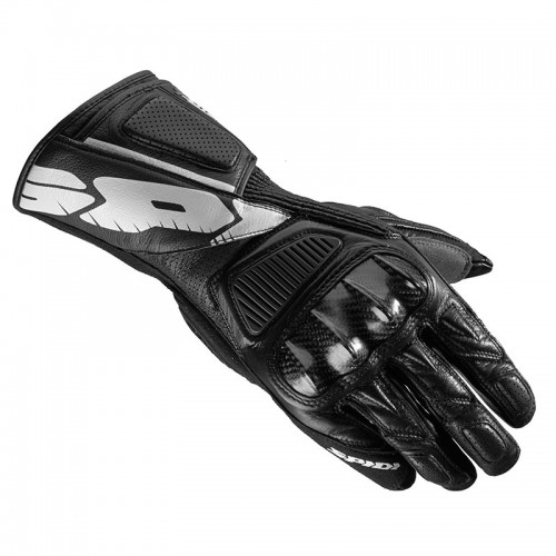 STR-4 VENT LEATHER GLOVES black - SPIDI