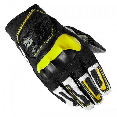 WAKE EVO TEXTILE GLOVES acis green/black - SPIDI