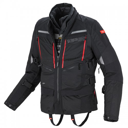 Spidi 4Season Jacket black