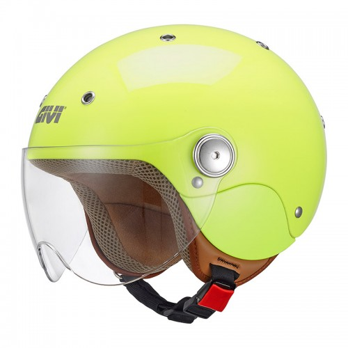 HJ03 Junior 3 Neon yellow - GIVI