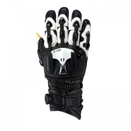 Knox Handroid Pod gloves black-white