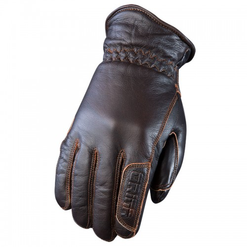 Gloves Harry summer Dark brawn Orina