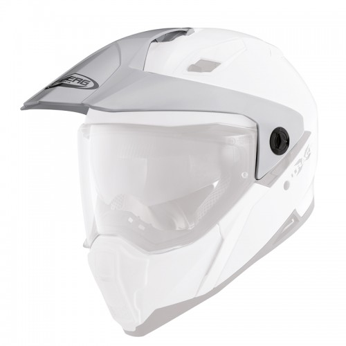Caberg Xtrace Spare Peak, white A7870