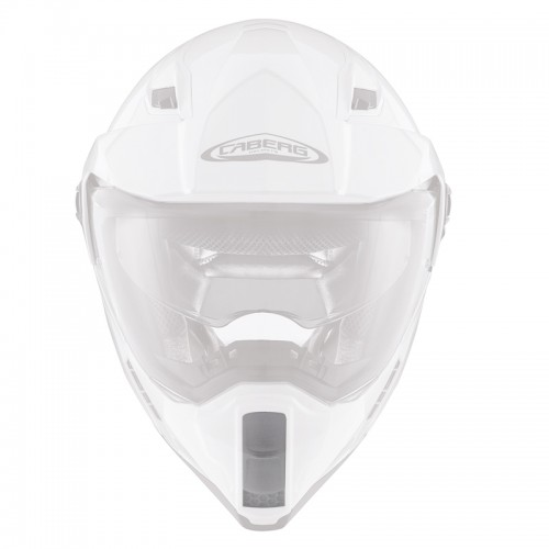 A7873  Caberg Xtrace Spare chin vent, white