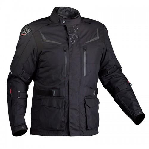 Hyper Pro oversize jacket black - NORDCAP